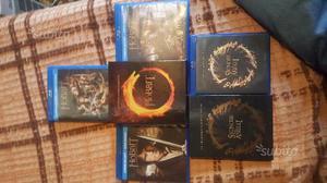 Il Signore degli Anelli trilogia + Lo Hobbit Trilo