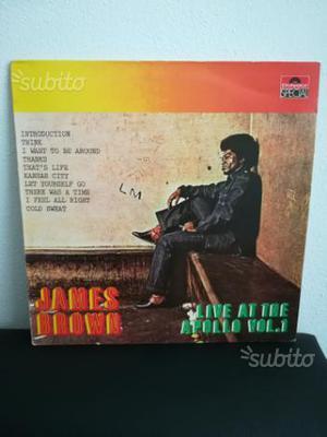 James Brown - Live at the apollo vol 1