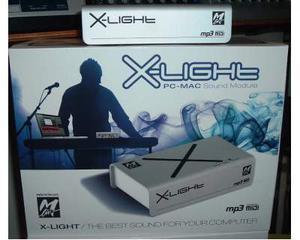M live x-light 2...seminuovo di 15 giorni