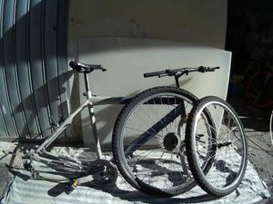 Montain bike + Ruote