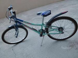 Mountain bike bambina