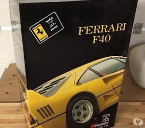 Pocher Ferrari F40 e Testarossa