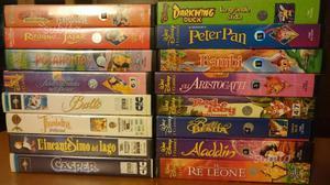 VHS Disney Dreamworks Universal Warner Bross