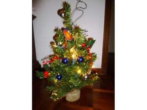 Albero di Natale da tavolo alto 50 cm