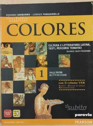 Colores vol. 1 Con versionario
