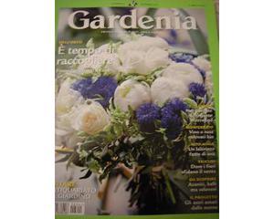 Gardenia - settembre  da edicola