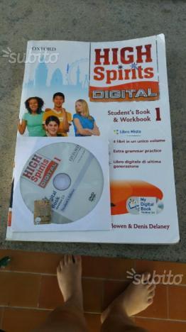 High Spirits Digital Book