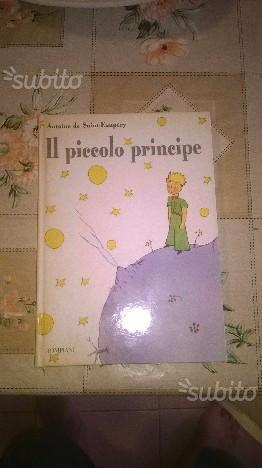 Il piccolo principe bompiani libro
