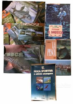 Libri pesca sportiva