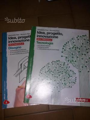 Libri scuola classe seconda e terza media