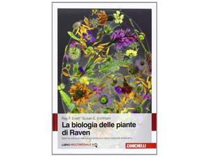 """Libro """"La biologia delle piante di Raven"""" usato mai aperto"""