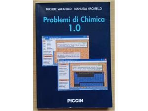 Libro Problemi di Chimica 1.0 Vacatello