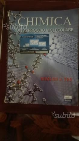 Libro di chimica