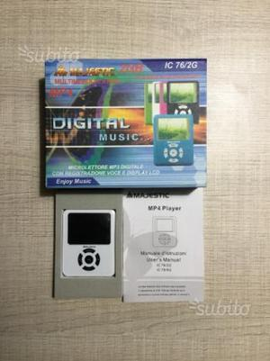 Mp4 digital music 2gb