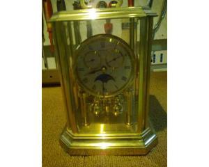 Orologio a pendolo da tavolo marca Hermle