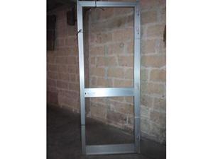 Vetrata finestra porta anticorodal posot class - Larghezza porta finestra ...