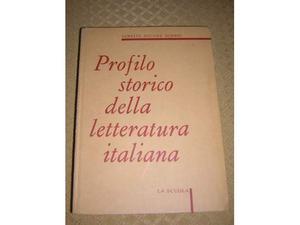 Profilo storico della letteratura italiana-Aurelia Accame
