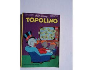 TOPOLINO N, 628 con inserto catalogo pistole