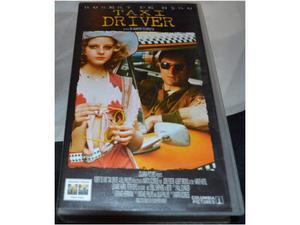 Taxi Driver - Jodie Foster Robert De Niro vhs nuova