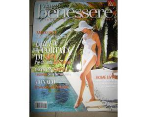 """Viaggi del Benessere"""" n.2 riviste da edicola"""