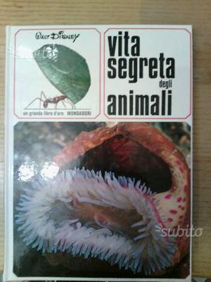 Vita segreta degli animali Walt Disney Mondadori