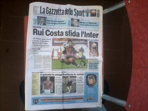 13 giornali gazzetta dello sport mese novembre