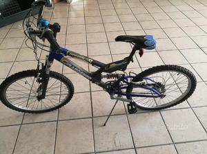 2 Biciclette mountain bike ragazzo