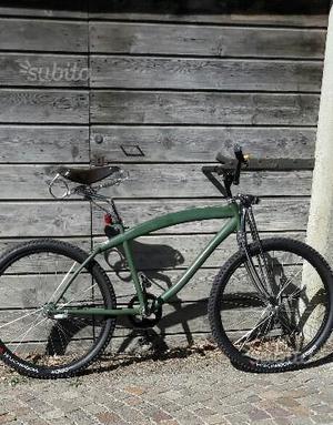 Bici olmo cruiser posot class for Bici ripiegabili
