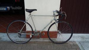Bicicletta da corsa Ganna d'epoca
