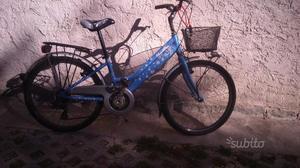 "Bicicletta x bambina 24"""