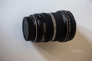 Canon Obiettivo, EF-S  mm f/ USM