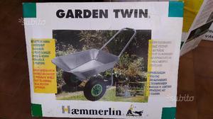 Carriola Haemmerlin Twin Garden
