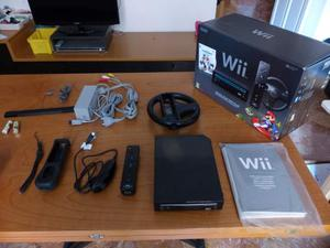 Console Nintendo Wii Mario Kart Pack + 4 giochi