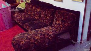 Divano in pelle bianca 5 posti con isola vero posot class - Dimensioni divano con isola ...