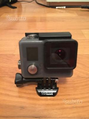 GoPro Hero + con accessori