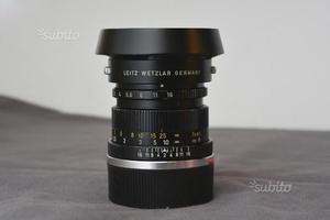 Leitz Summicron M 50/2 Wetzlar