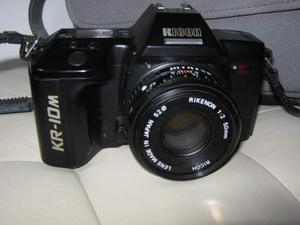 Macchina fotografica reflex ricoh kr-10m