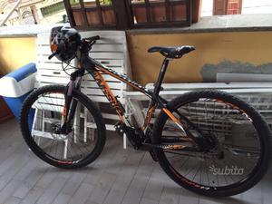 Bicicletta Mountain Bike Whistle Miwok 833d Posot Class