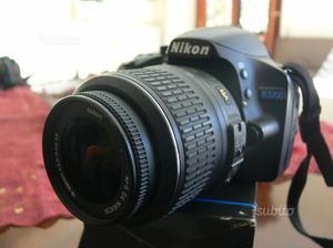 Nikon D Fotocamera Reflex Digitale completa