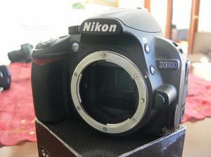 Nikon DMP Fotocamera Reflex Digitale-Nero