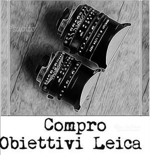 Obiettivi Leica M + C O M P R O