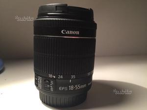 Obiettivo Canon  mm