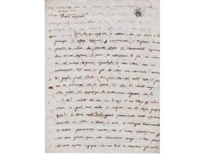 Raro autografo lettera valeri giovanni grosseto siena pag 4