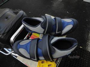 Scarpe bici corsa/MTB numero 42