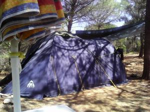 TENDA Camp Nagoa