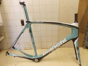 Telaio bici da corsa Bianchi Oltre Hoc