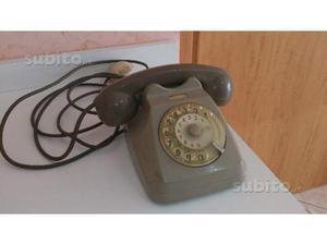 Telefono sip bigrigio