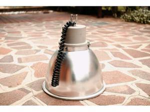 8 lampadari stile industriale vintage restaurati