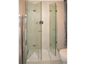 Box doccia in vetro pieghevole palermo, trapani, agrigento