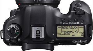 Canon 5D Mark 3 iii III solo 33K scatti